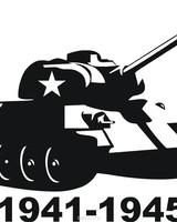 образцы шаблоны открыток на день Победы